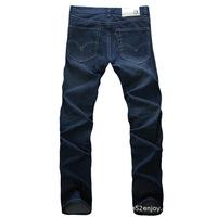 Мужские джинсы Spring models 2013 new explosion models simple models of men's straight jeans Slim Jeans 162
