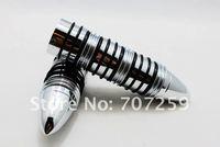"Ручка газа для мотоциклов Cruiser Custom Coil Hand Grips Fit Harley 1"" Handlebar"