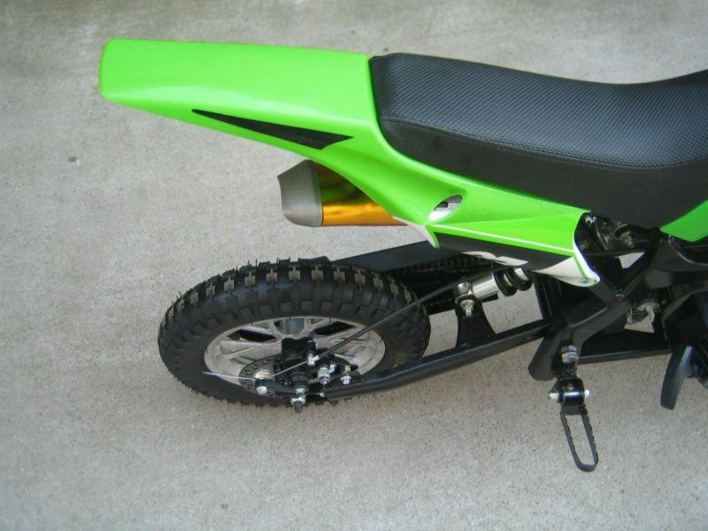 50cc 2 stroke mini dirt bikes HL-D50A
