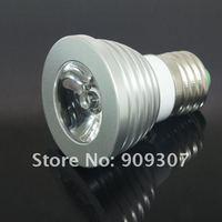 Светодиодный прожектор OEM E27 RGB 16/3w 90/240 ES00065 WX-SD23