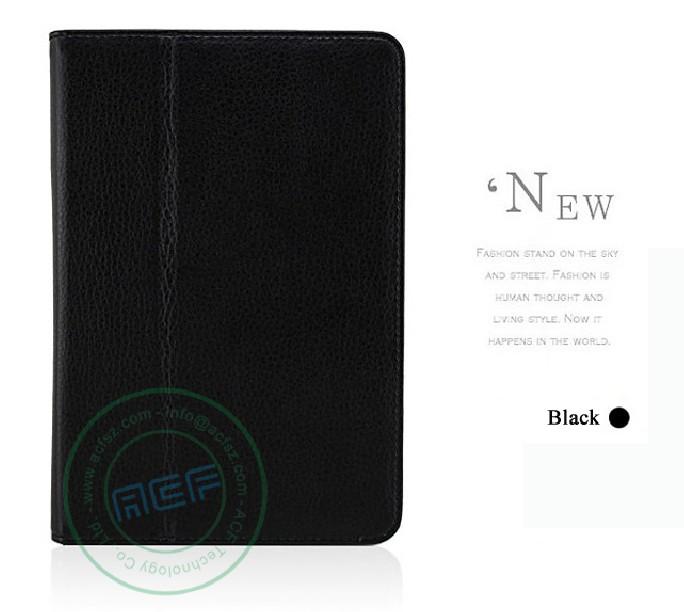 For Apple iPad mini, Leather Case For Apple iPad mini
