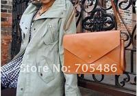 Маленькая сумочка Factory price CPAM 2012 New Envelope handbag Stylish lady's totes design fashion shoulder bag, Leather Handbags