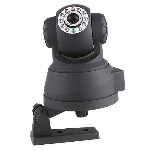 Free shipping Wireless IP Camera webcam Web CCTV Camera Wifi Network dropshipping black or whit