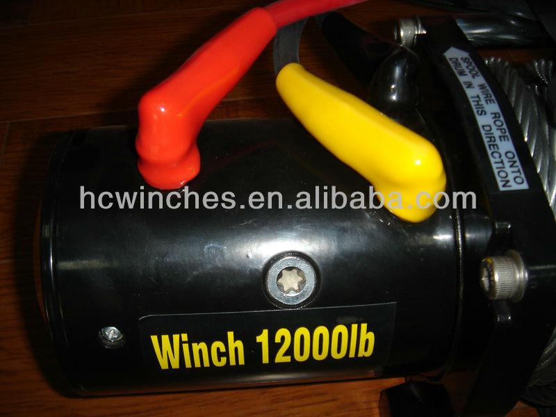 4x4 Electric Winch 13000lb 12v