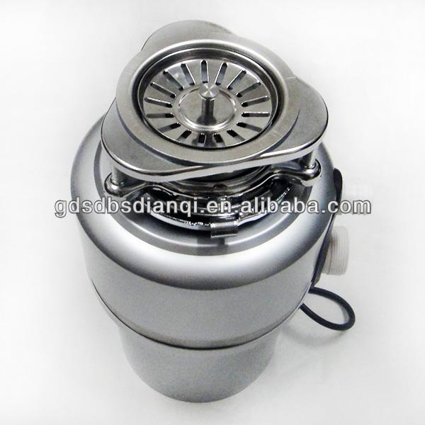 kitchen sink grinder garbage disposer with ce emc rohs bs