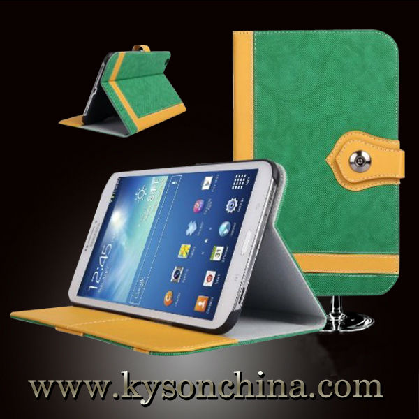 Green cover for samsung galaxy note 8.0 n5100, for galaxy note 8.0 n5100 case