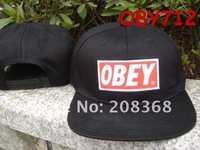 Мужская бейсболка OBEY Sport snapback hats, Customized hat, Any team, Any logo, Many style in stock, Fast processing time