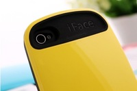 Запчасти для мобильных телефонов Ultra Shock iFace Case Sports car Phone Case For Apple iPhone 4 4G, 20pcs/lots