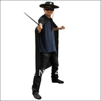 Рекламный костюм New Adult Zoro Zorro Full Set Custome Cosplay Party Size