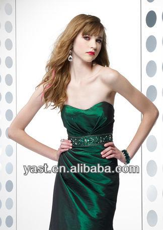 الأخضر غمد الحبيب ترتدي مطرز طويل