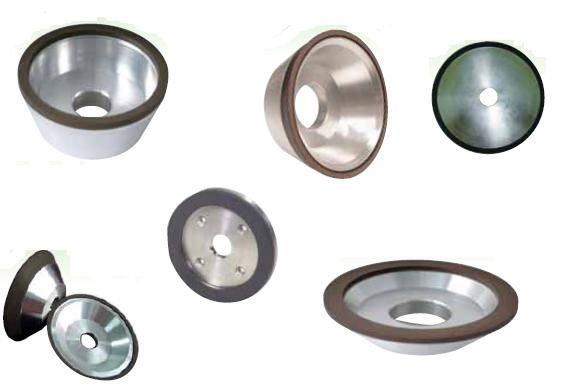 Resin Bond Straight Diamond Grinding Wheel