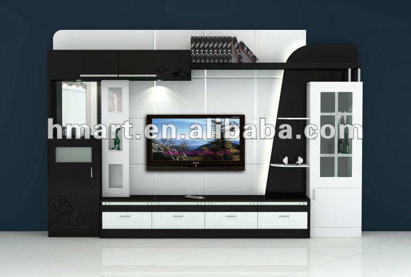 Morden tv lcd wooden cabinet designs buy tv lcd wooden cabinet designs tv lcd wooden cabinet - Lcd tv cabinet designs ...