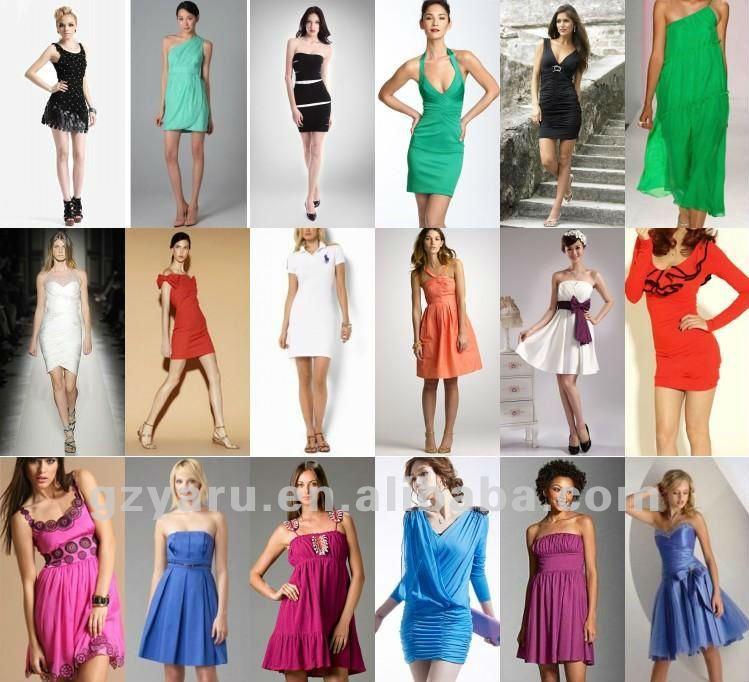 dresses new fashion 2012 sexy