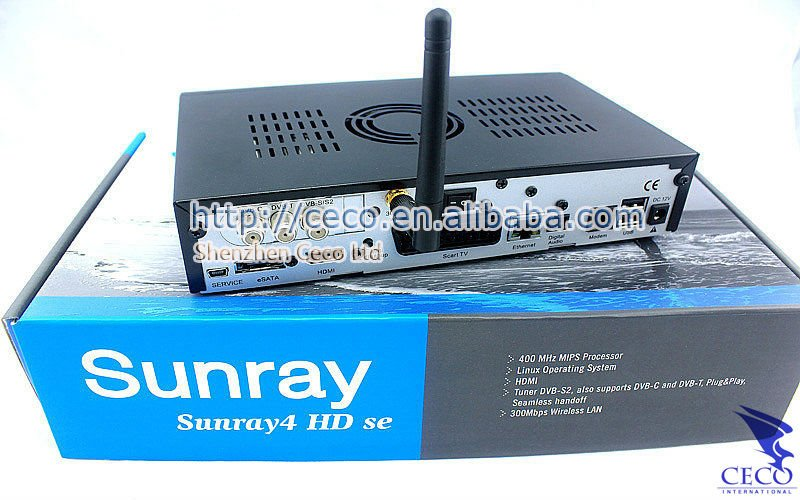 HD dvb sunray4 digital satellite receiver  - trustworthy products words and phrases salable