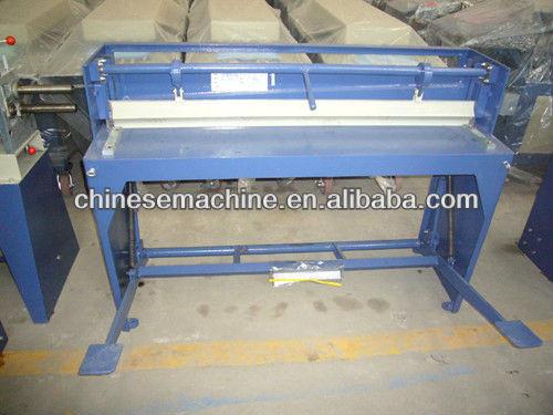 SF1.2X1300,manual sheet metal shearing machine