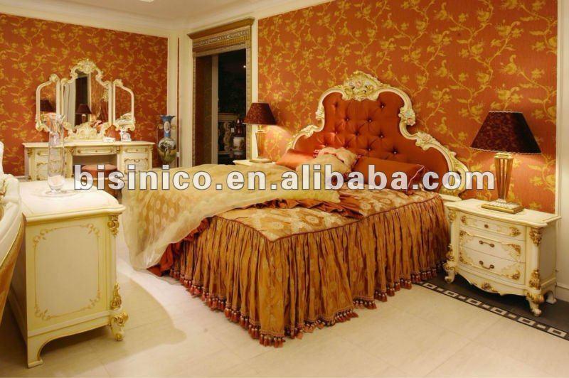 Hotel casa classica europea varsace di lusso camera da - Camere da letto lusso ...