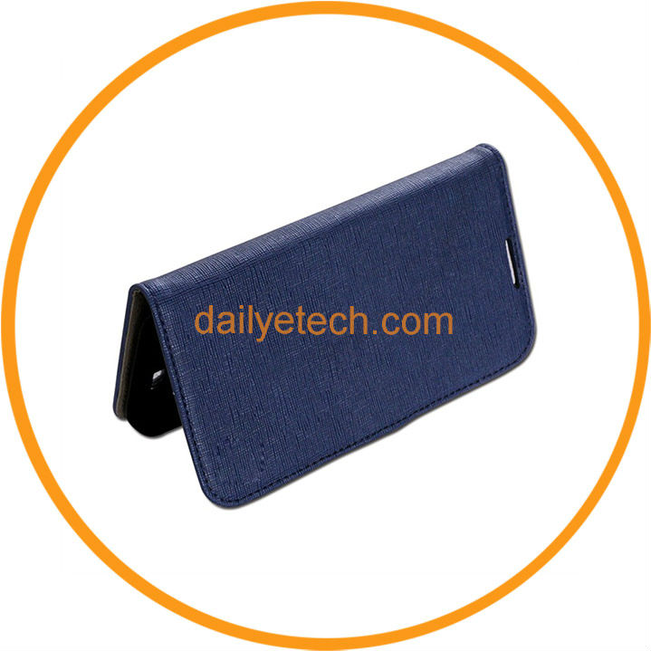 Genuine Leather Flip Case for Samsung Galaxy S4 i9500 from Dailyetech