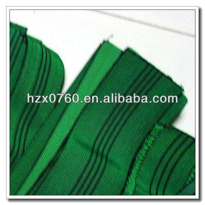 printed fold over elastic