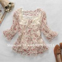 Женские блузки и Рубашки ,   2 , Lotus