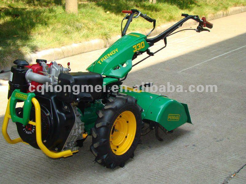 Gasoline mini tiller HM330