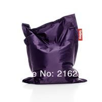 free shipping outdoor brown beanbag chair, Fat Boy Junior Size Beanbag ,waterproof  100 * 130cm beanbags
