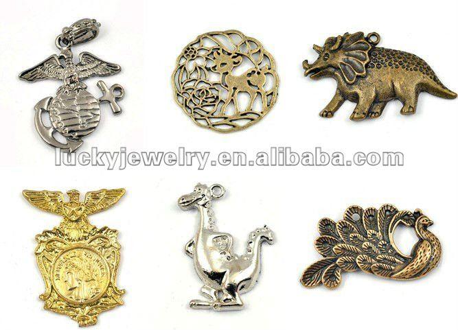 lovely animal pendant necklaces birds
