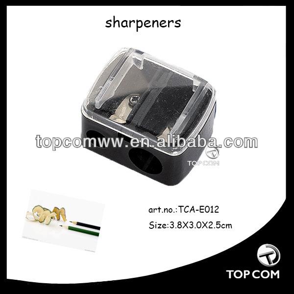 novelty pencil sharpeners/metal pencil sharpener( blade)