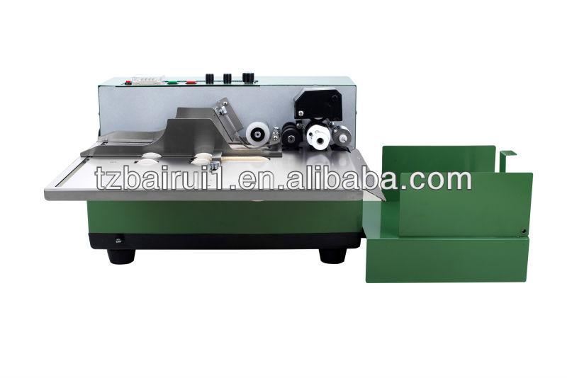 Sac en plastique machine d 39 impression petite imprimantes for Papier imprimante autocollant exterieur