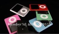 """MP4-плеер OEM + 100% 8GB 1.8 """"3 FM MP3 MP4 3th player"""