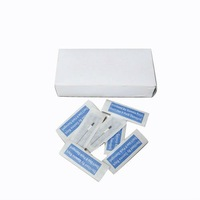 Игла для татуировок Hot Sale 500Pcs/Box 1RL Permanent Eyebrow Makeup Needles