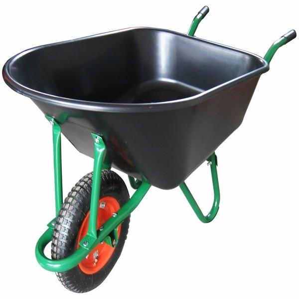 wheelbarrow solid wheel