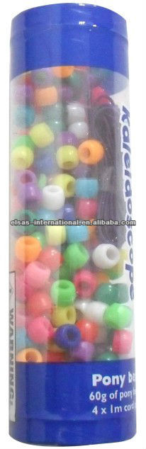 DIY plastic beads,round plastic beads,colour beads