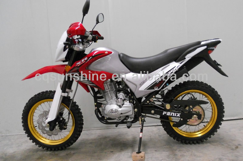 SX250GY-9B Chongqing Best Selling 250CC Automatic Motorcycle