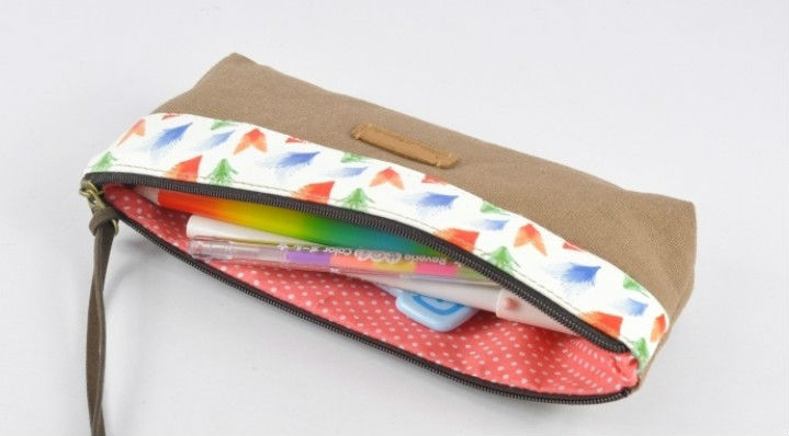 Fresh Shivering Pencil Case for teenagers