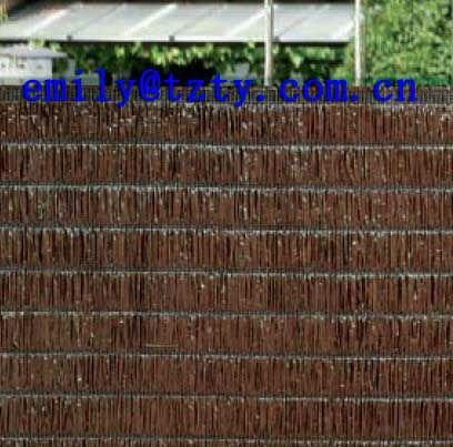 Windscreen fence screen mesh fabric buy windscreen fence for Garden screening fabric
