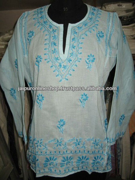 Ladies Stylish Long Kurti / LONG SLEEVE KURTI