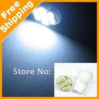 Источник света для авто 10PCS White 8 SMD T10 LED Wedge Car Lights Bulbs 912 921 Auto BULB
