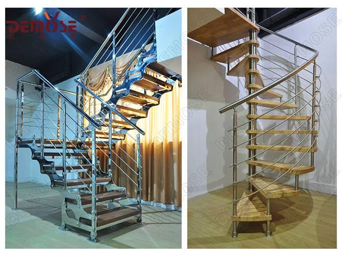 Id e de int rieur forg fer rampes d 39 escalier rampes et - Idee de rampe d escalier ...