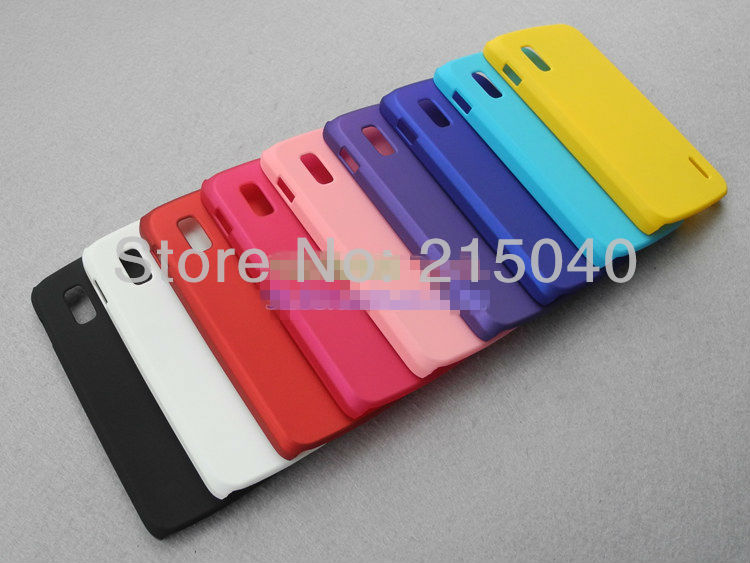 Hard Matte Case for LG E960 Nexus 4 Back Hard Rubber Case, High Quality, LGC-001 (3)