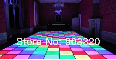 Купить Перейти Цена fo Xmas-HOT1M * 1 М DMX512 LED Танцпол для Свадьбы, караоке, DJ Ночной Клуб, Enertainment