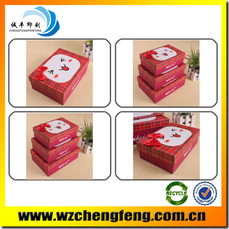 packaging boxes for gift