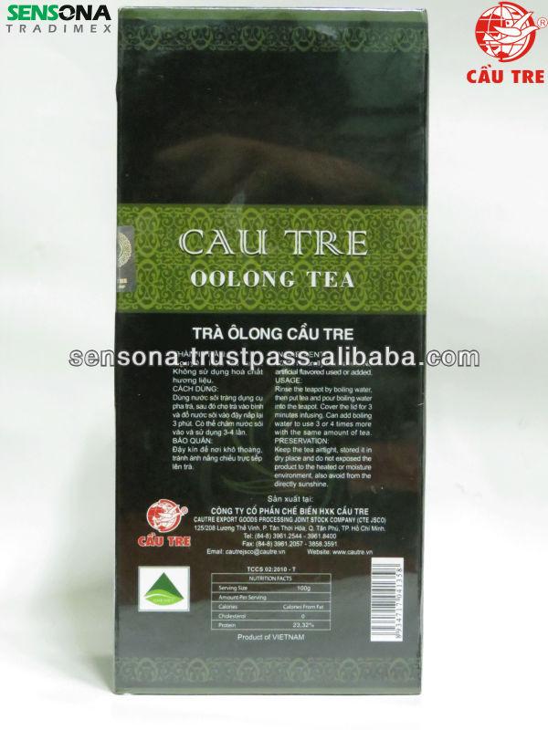 Cau Tre OLOONG TEA (BLACK OCTAGON)