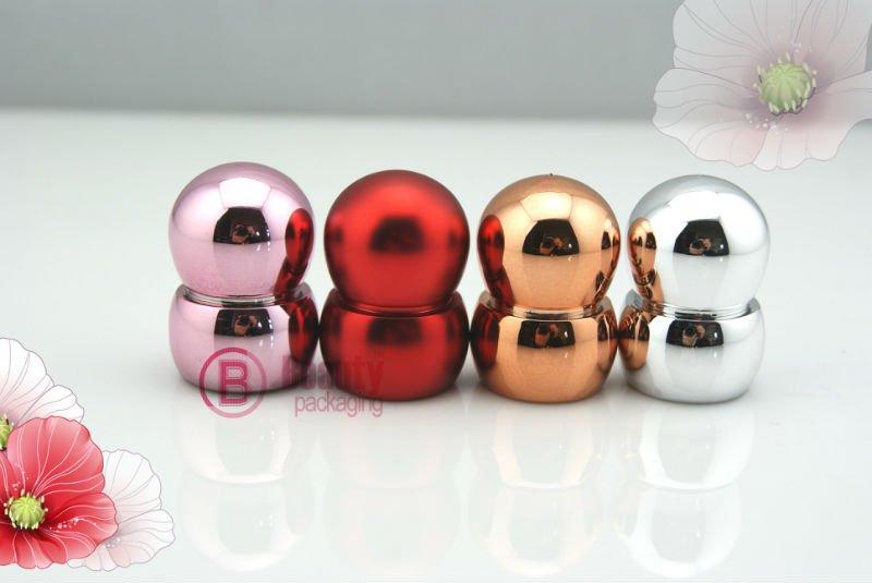 Custom Design Round Plastic Perfume Cap