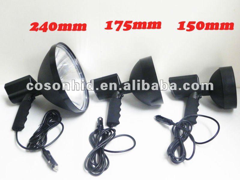 Rechargeable Spotlight 12v 12v Rechargeable Handheld
