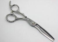 FREE ship 6inch hair scissors set ( hair cutting scissors+ thinning scissors)