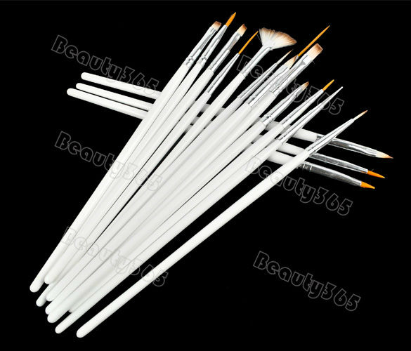 Hot Seller cheap 16 PCS Nail Art Design Pen