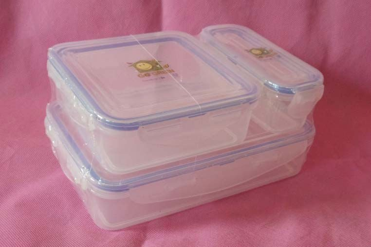 airtight plastic food container,plastic storage container,lunch box