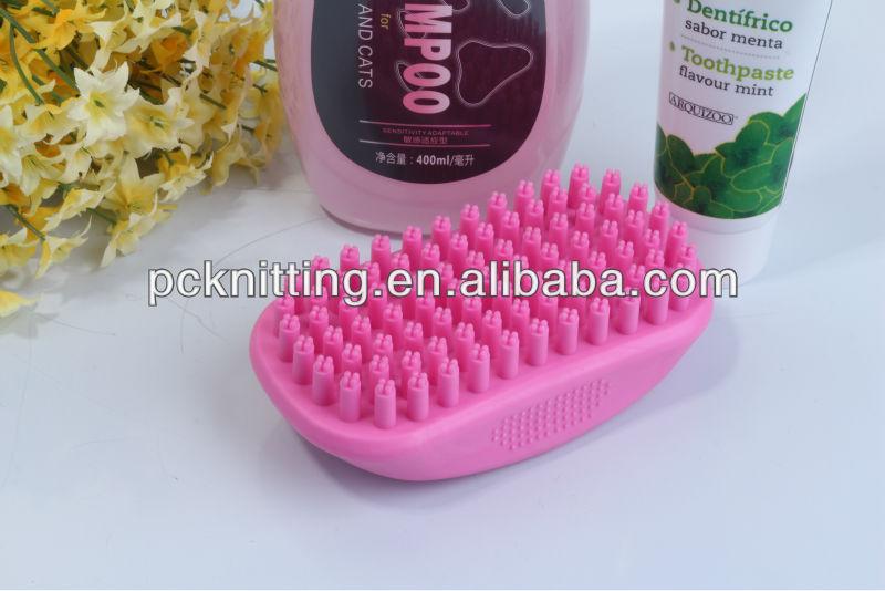Pet Products Plastic Pet Brush Pet Groom Brush For Wholesale