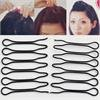 Аксессуар для волос 2x Girl's Fashion Charm Invisible Comb Hairpin Headband Bobby Pin Clips A319