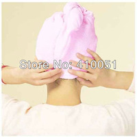 Hot magic fast dry hair cap * pure superfine fiber ~7 times absorbent